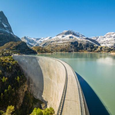 barrage d'mosson suisse